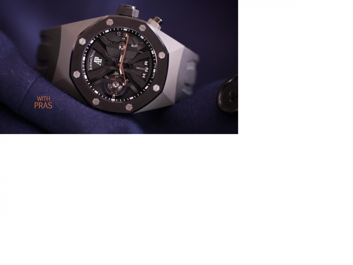 Talking Watches With Pras Part 2