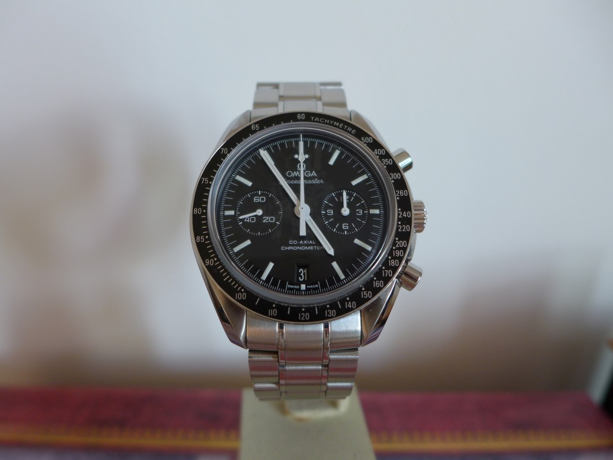 Hands On With Omega Speedmaster Co-Axial 311.30.44.51.01.002