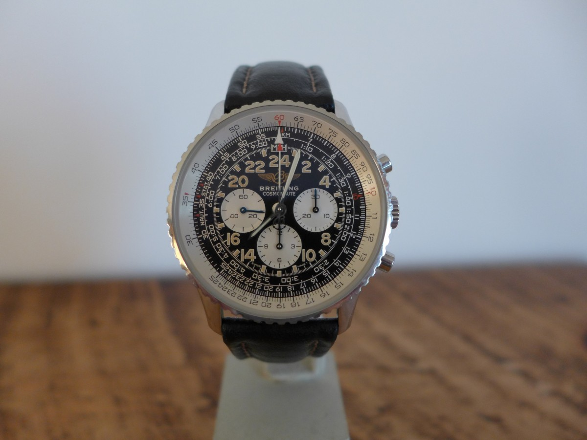 Breitling Cosmonaut A12023.1 Chronograph 24 Hour