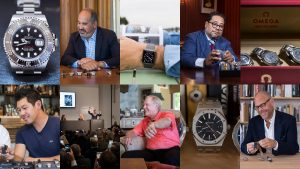 Hodinkee top 10 videos and interviews 2017