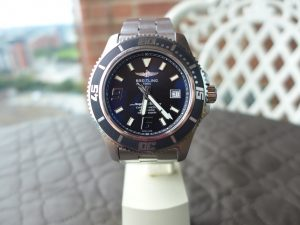 Hands on Breitling Superocean 44mm A17391
