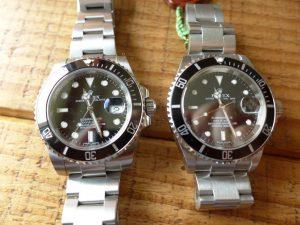 Rolex Submariner 16610 vs Rolex Submariner 116610LN