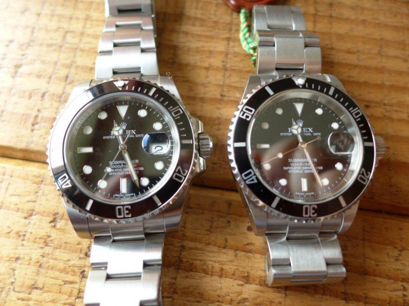 Price my Rolex 116610LN