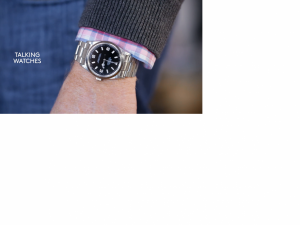 Talking Watches With Roger Smith
